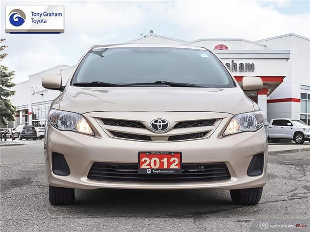 2012 Toyota Corolla  (Stk: 57904A) in Ottawa - Image 2 of 27