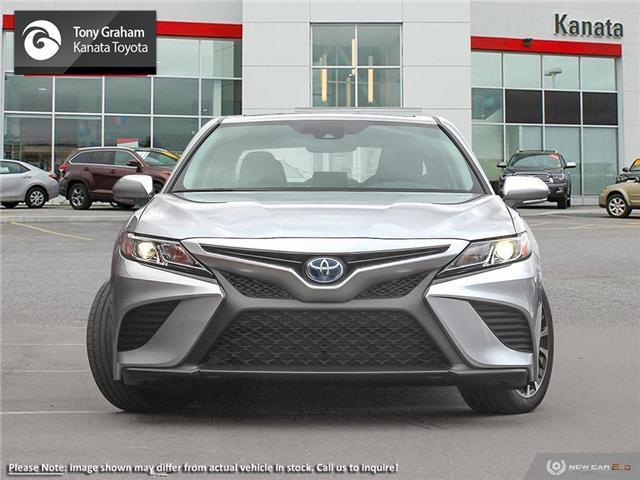 2019 Toyota Camry Hybrid SE (Stk: 89501) in Ottawa - Image 2 of 24