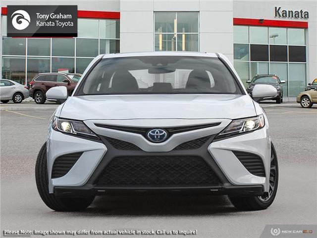 2019 Toyota Camry Hybrid SE (Stk: 89512) in Ottawa - Image 2 of 24
