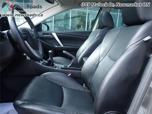 2011 Mazda Mazda3 GT (Stk: 41090A) in Newmarket - Image 14 of 30