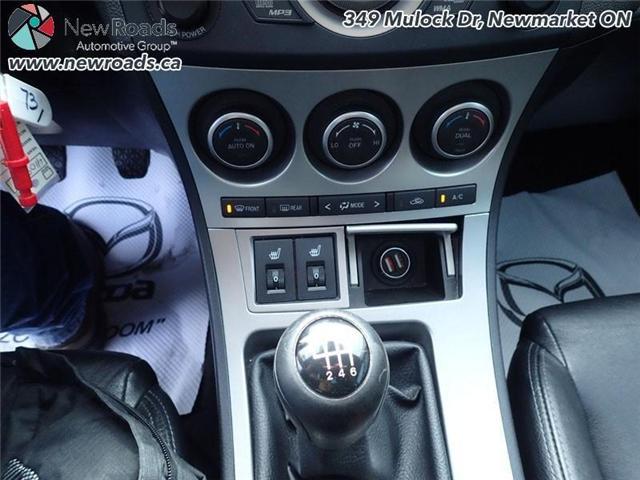 2011 Mazda Mazda3 GT (Stk: 41090A) in Newmarket - Image 20 of 30