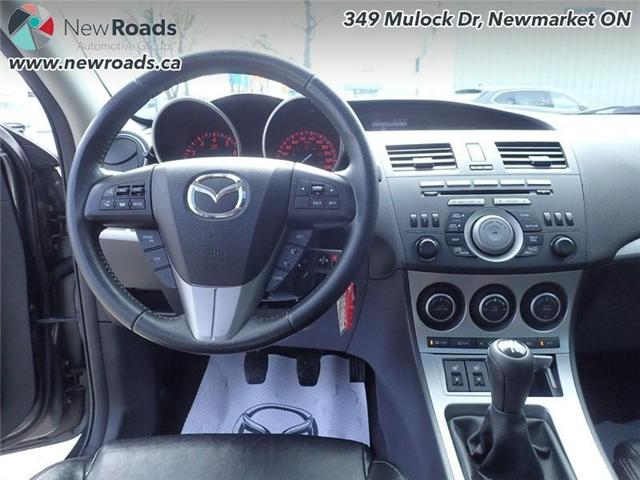 2011 Mazda Mazda3 GT (Stk: 41090A) in Newmarket - Image 23 of 30