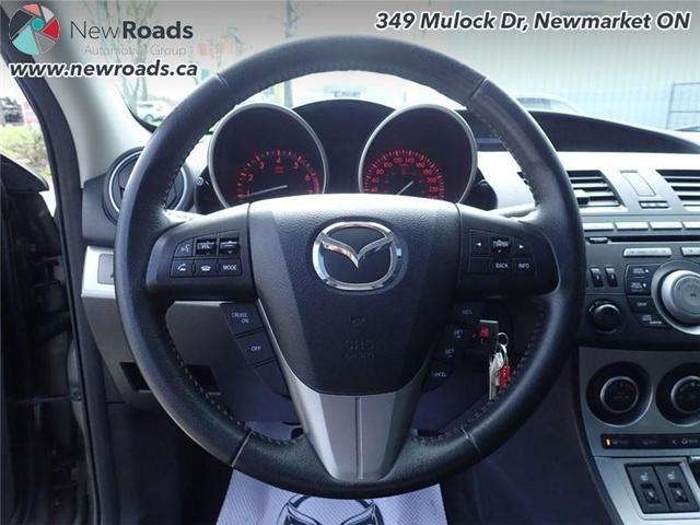 2011 Mazda Mazda3 GT (Stk: 41090A) in Newmarket - Image 24 of 30