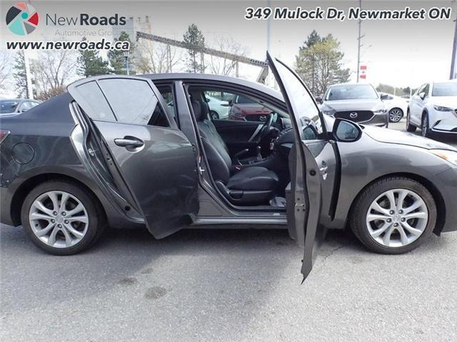 2011 Mazda Mazda3 GT (Stk: 41090A) in Newmarket - Image 29 of 30