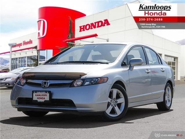 2008 Honda Civic EX-L (Stk: 14489U) in Kamloops - Image 1 of 25