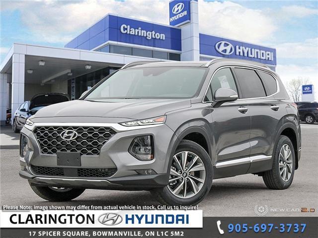 2019 Hyundai Santa Fe Luxury (Stk: 19322) in Clarington - Image 1 of 24