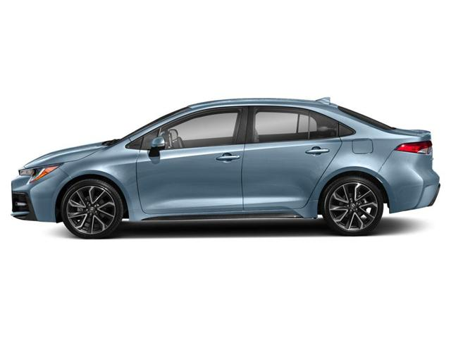 2020 Toyota Corolla SE (Stk: D200034) in Mississauga - Image 2 of 8