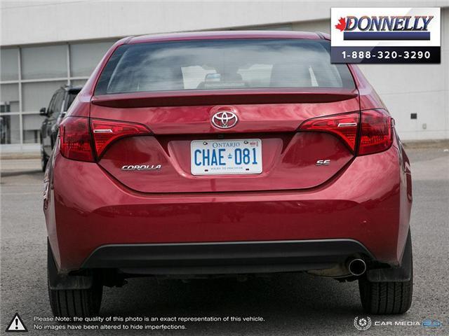 2019 Toyota Corolla SE (Stk: PLDUR6215) in Ottawa - Image 5 of 29