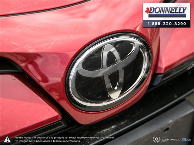 2019 Toyota Corolla SE (Stk: PLDUR6215) in Ottawa - Image 8 of 29