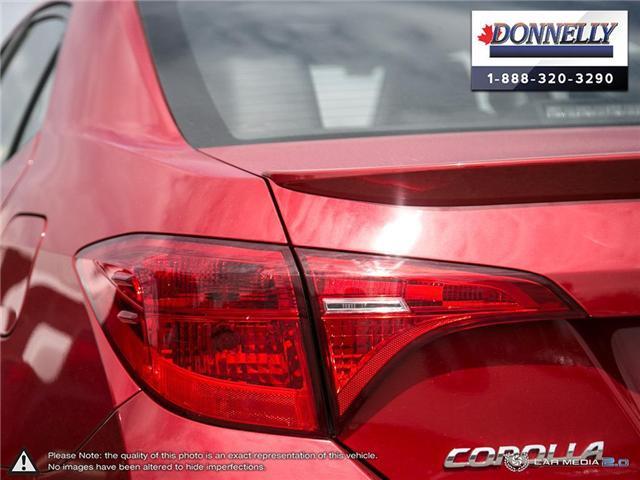 2019 Toyota Corolla SE (Stk: PLDUR6215) in Ottawa - Image 11 of 29