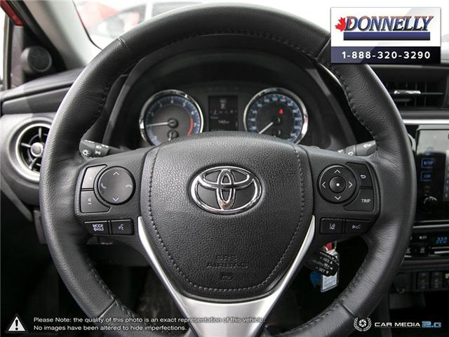 2019 Toyota Corolla SE (Stk: PLDUR6215) in Ottawa - Image 13 of 29