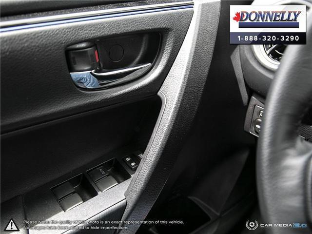 2019 Toyota Corolla SE (Stk: PLDUR6215) in Ottawa - Image 16 of 29