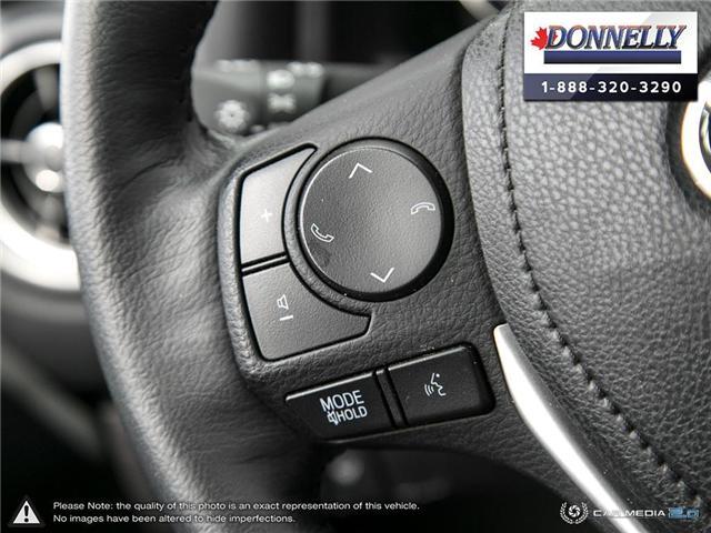 2019 Toyota Corolla SE (Stk: PLDUR6215) in Ottawa - Image 17 of 29