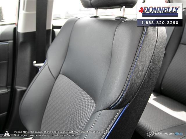 2019 Toyota Corolla SE (Stk: PLDUR6215) in Ottawa - Image 21 of 29