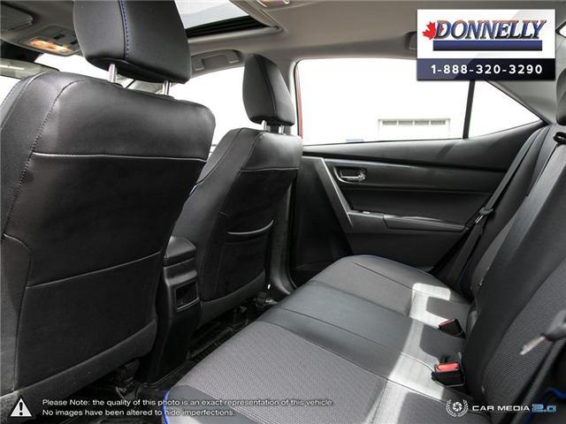 2019 Toyota Corolla SE (Stk: PLDUR6215) in Ottawa - Image 22 of 29