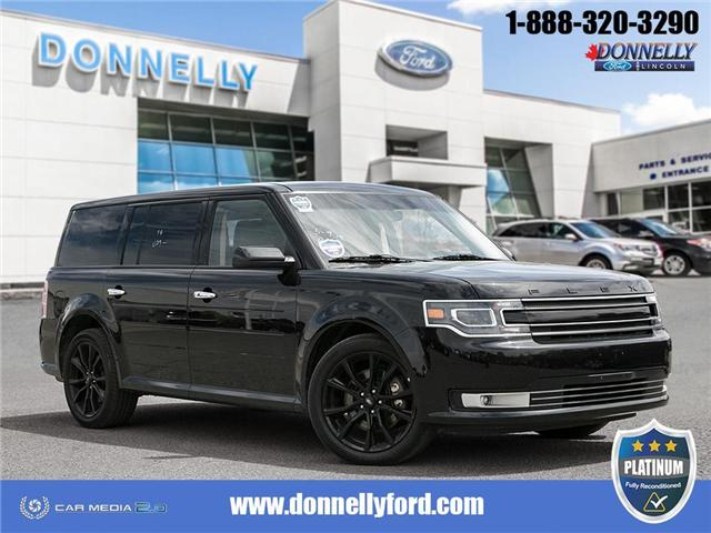 2019 Ford Flex Limited (Stk: PLDUR6123) in Ottawa - Image 1 of 28