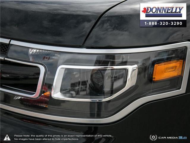 2019 Ford Flex Limited (Stk: PLDUR6123) in Ottawa - Image 8 of 28