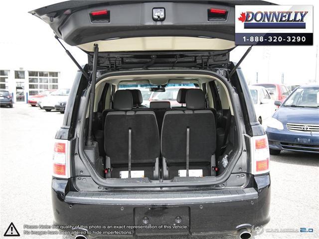 2019 Ford Flex Limited (Stk: PLDUR6123) in Ottawa - Image 9 of 28