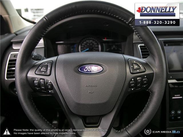 2019 Ford Flex Limited (Stk: PLDUR6123) in Ottawa - Image 12 of 28