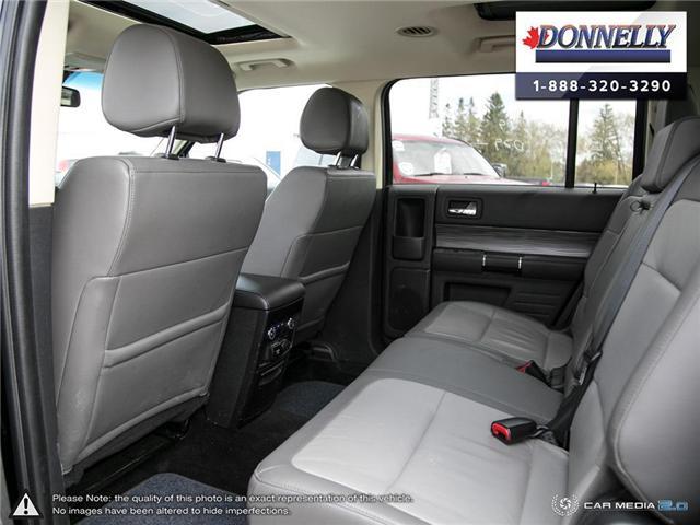 2019 Ford Flex Limited (Stk: PLDUR6123) in Ottawa - Image 22 of 28