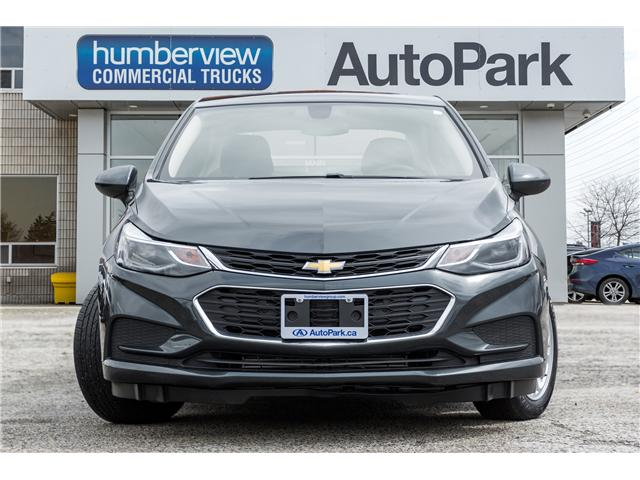 2018 Chevrolet Cruze LT Auto (Stk: 18-203953) in Mississauga - Image 2 of 21