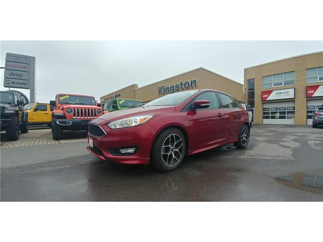 2017 Ford Focus SE (Stk: 18J083A) in Kingston - Image 1 of 22