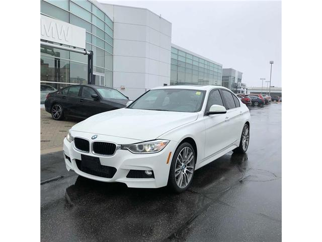 2015 BMW 335i xDrive (Stk: B698845A) in Oakville - Image 1 of 9