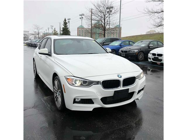 2015 BMW 335i xDrive (Stk: B698845A) in Oakville - Image 2 of 9
