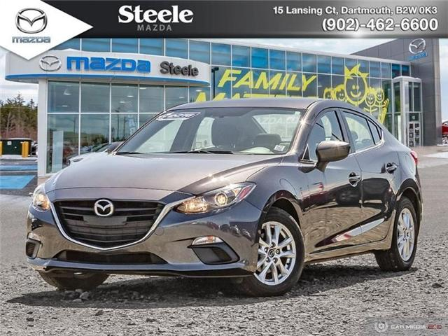 2016 Mazda Mazda3 GS (Stk: M2758) in Dartmouth - Image 1 of 28