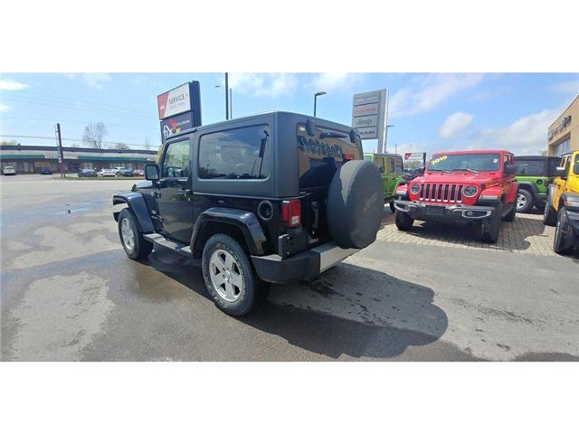 2011 Jeep Wrangler Sahara (Stk: 19J100A) in Kingston - Image 2 of 19