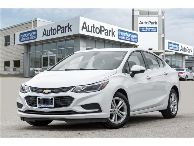 2017 Chevrolet Cruze LT Auto (Stk: APR3105) in Mississauga - Image 1 of 22