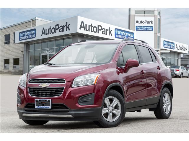 2013 Chevrolet Trax 1LT (Stk: 13-161615) in Mississauga - Image 1 of 19