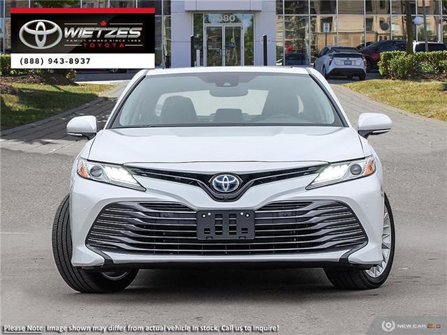 2019 Toyota Camry Hybrid XLE (Stk: 68724) in Vaughan - Image 2 of 24