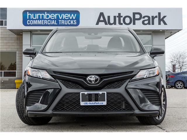 2018 Toyota Camry SE (Stk: 18-045988) in Mississauga - Image 2 of 20