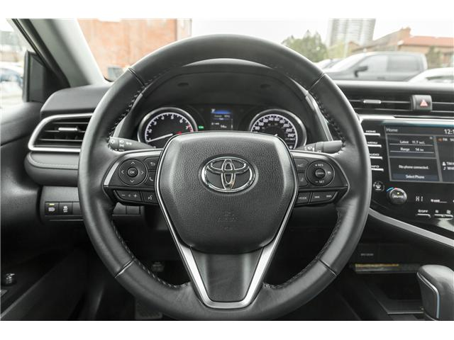 2018 Toyota Camry SE (Stk: 18-045988) in Mississauga - Image 10 of 20