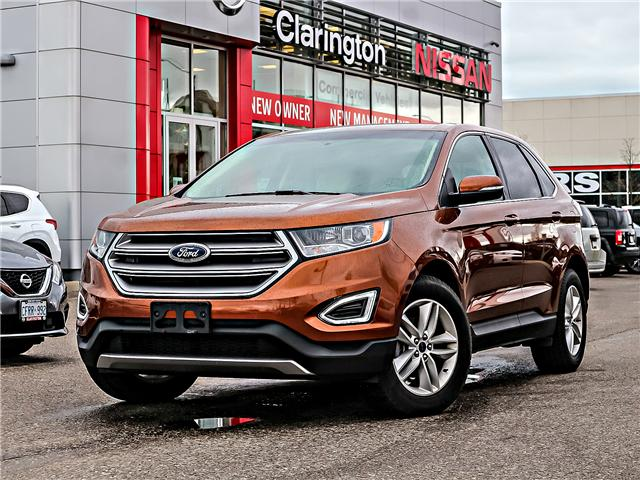 2017 Ford Edge SEL (Stk: KL508643A) in Bowmanville - Image 1 of 28
