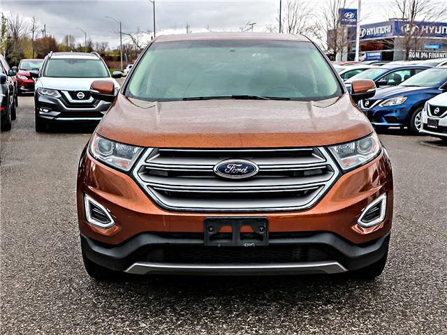 2017 Ford Edge SEL (Stk: KL508643A) in Bowmanville - Image 2 of 28