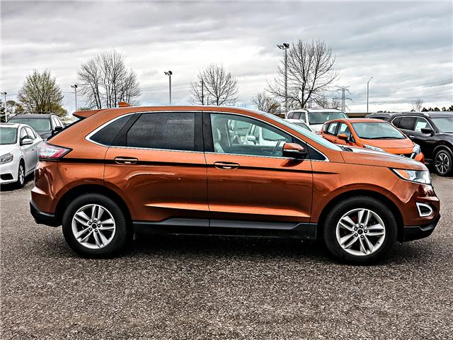 2017 Ford Edge SEL (Stk: KL508643A) in Bowmanville - Image 4 of 27