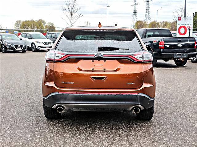 2017 Ford Edge SEL (Stk: KL508643A) in Bowmanville - Image 6 of 27