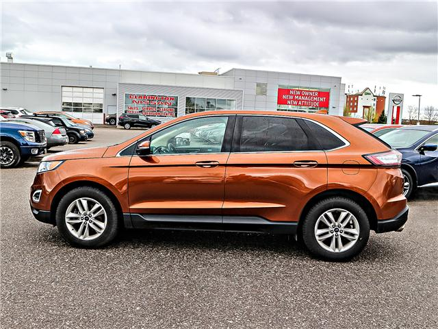 2017 Ford Edge SEL (Stk: KL508643A) in Bowmanville - Image 8 of 27