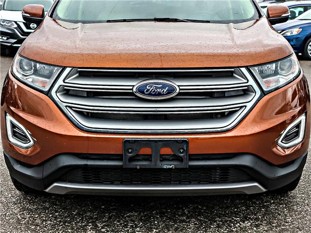2017 Ford Edge SEL (Stk: KL508643A) in Bowmanville - Image 9 of 27