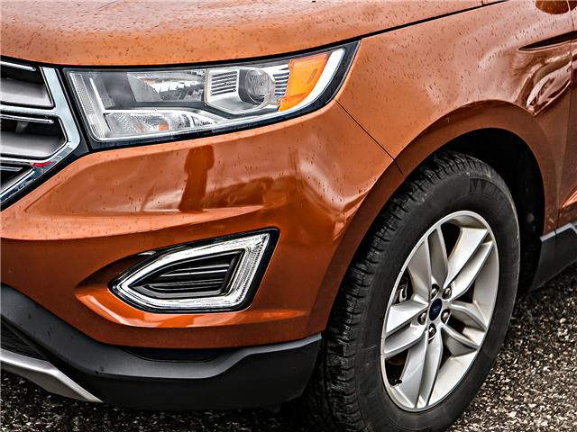 2017 Ford Edge SEL (Stk: KL508643A) in Bowmanville - Image 10 of 27