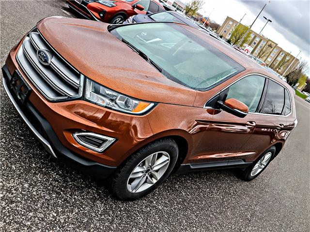 2017 Ford Edge SEL (Stk: KL508643A) in Bowmanville - Image 11 of 27