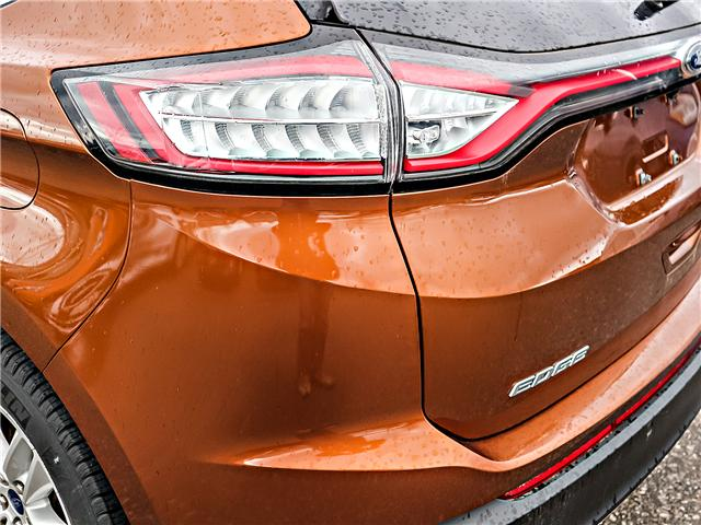 2017 Ford Edge SEL (Stk: KL508643A) in Bowmanville - Image 13 of 27