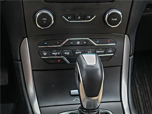 2017 Ford Edge SEL (Stk: KL508643A) in Bowmanville - Image 22 of 27