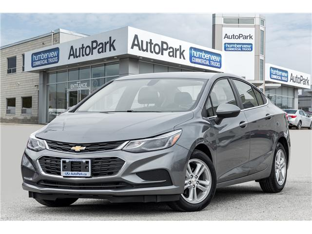 2018 Chevrolet Cruze LT Auto (Stk: 18-174503) in Mississauga - Image 1 of 20