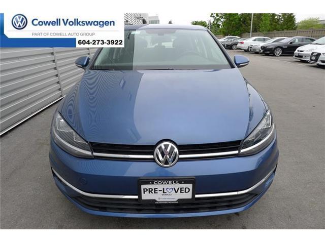 2018 Volkswagen Golf 1.8 TSI Trendline (Stk: VWPT1960) in Richmond - Image 3 of 19