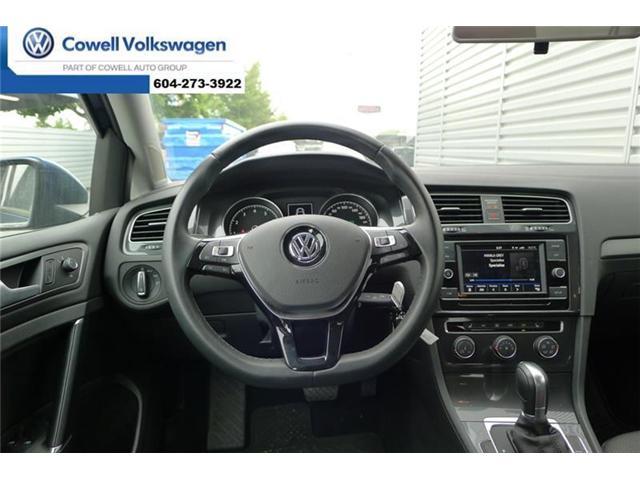 2018 Volkswagen Golf 1.8 TSI Trendline (Stk: VWPT1960) in Richmond - Image 10 of 19