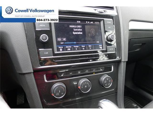 2018 Volkswagen Golf 1.8 TSI Trendline (Stk: VWPT1960) in Richmond - Image 12 of 19