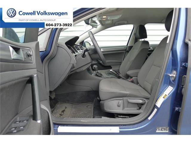 2018 Volkswagen Golf 1.8 TSI Trendline (Stk: VWPT1960) in Richmond - Image 16 of 19
